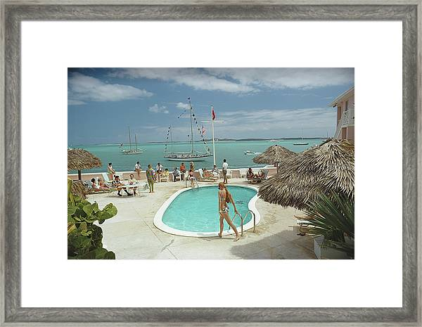 Peace And Plenty Framed Print