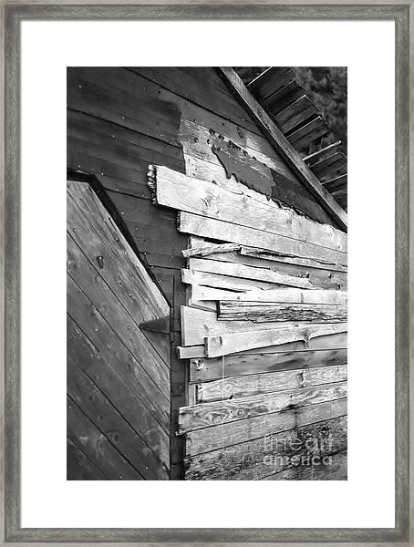 Perspectives Framed Print