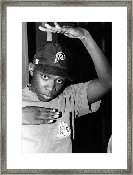 Photo Of A Tribe Called Quest Framed Print