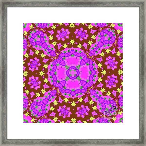 Pink 2 Framed Print