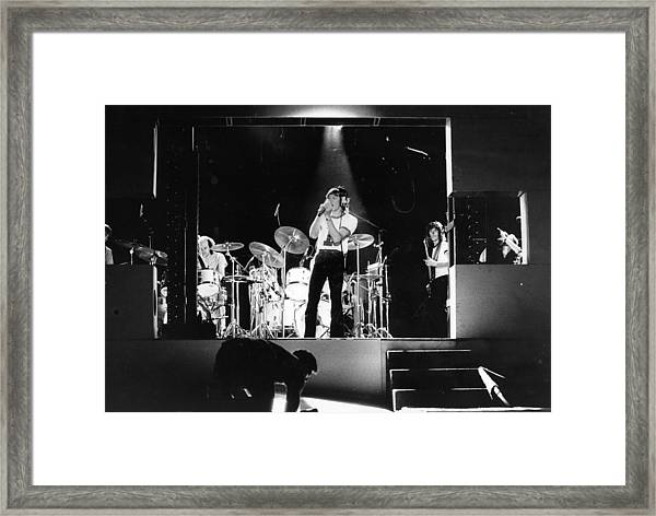 Pink Floyd Framed Print by Evening Standard