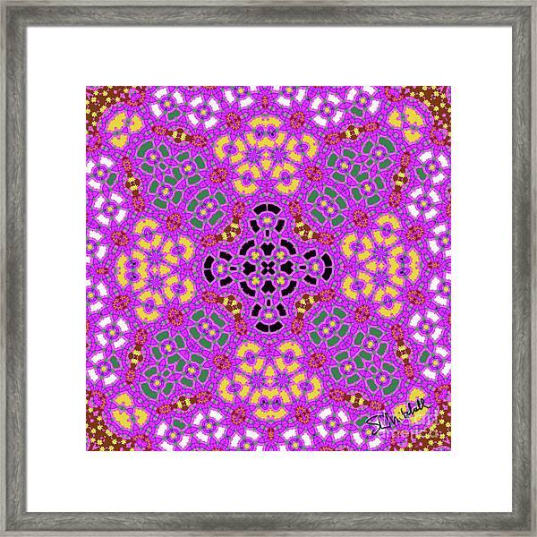 Pink1 Framed Print