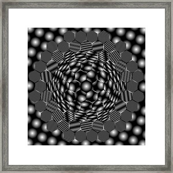 Plattiring Framed Print