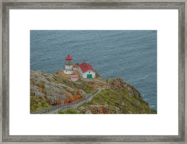 Point Reyes Lighthouse Framed Print