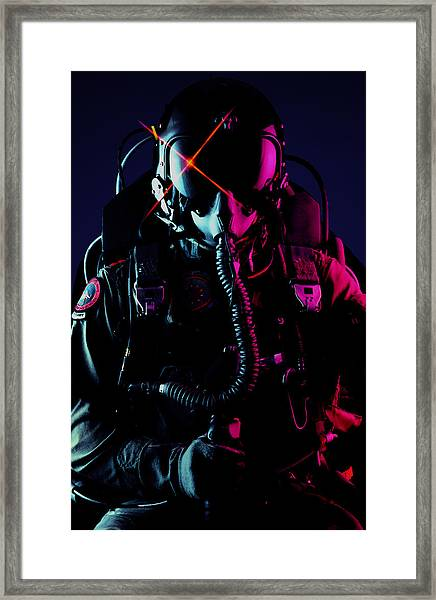 Poster Nevada Air Guard Framed Print