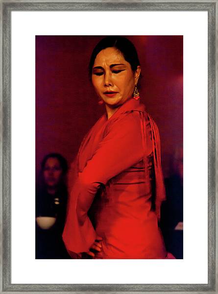 Framed Print featuring the photograph Pride by Catherine Sobredo