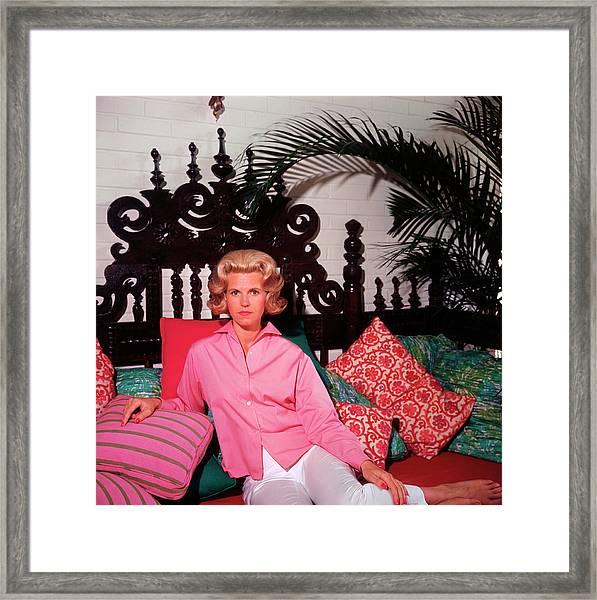 Princess Darenberg Framed Print