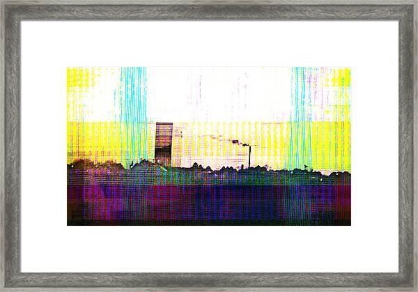 Progress Framed Print