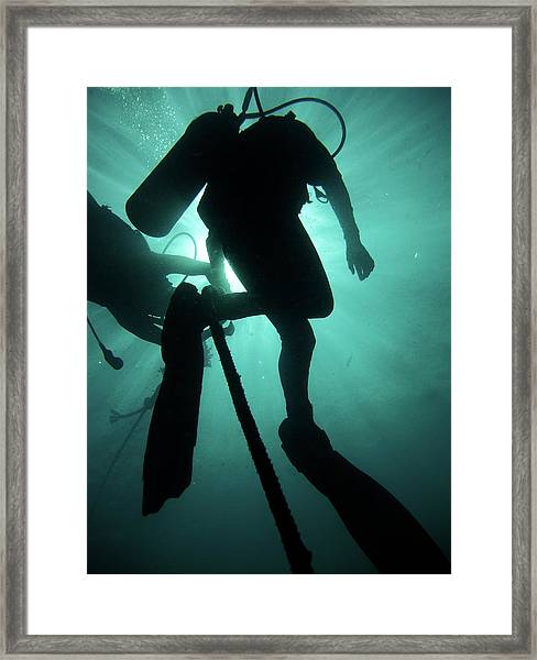 Pulau Redang Framed Print by Underwater Graphics