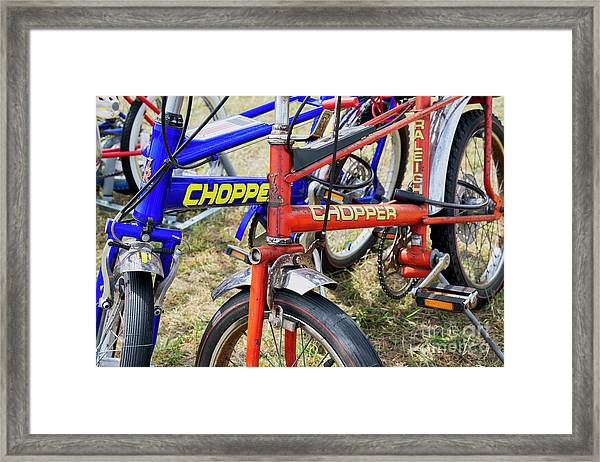 Raleigh Chopper by Tim Gainey
