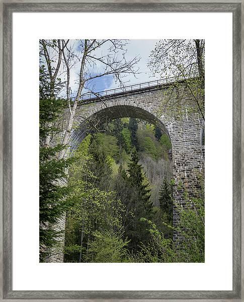 Ravenna Gorge Viaduct 05 Framed Print