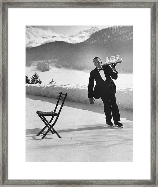 Rene Breguet Framed Print