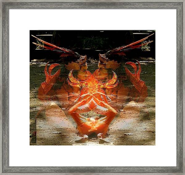 Renfaire Framed Print
