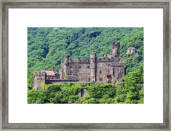 Rheinstein Castle - 2 Framed Print