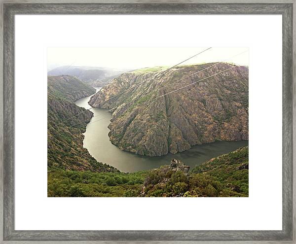 Ribeira Sacra Framed Print