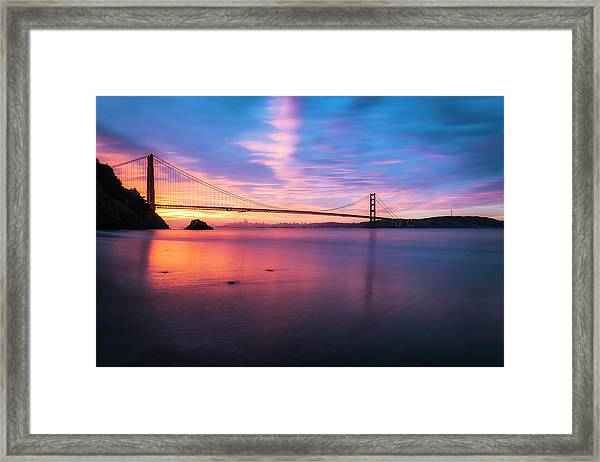 Rise With Me- Framed Print