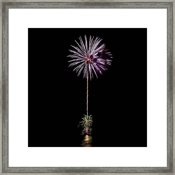 Romancing In The Dark Collection Set 04 Framed Print