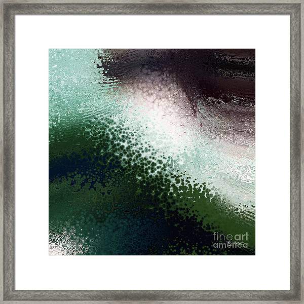 Romans 1 20. Without Excuse Framed Print