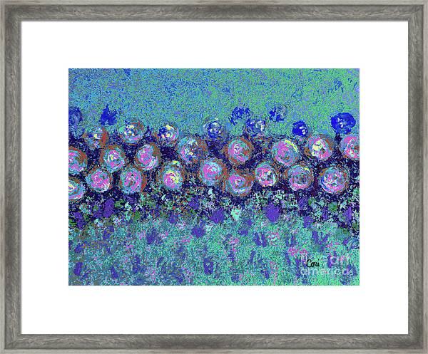 Roses 1002 Framed Print