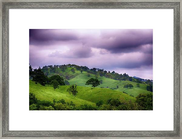 Framed Print featuring the photograph Royal Landscape by Dee Browning