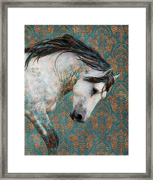 Royalty Framed Print
