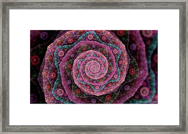 Ruth Framed Print