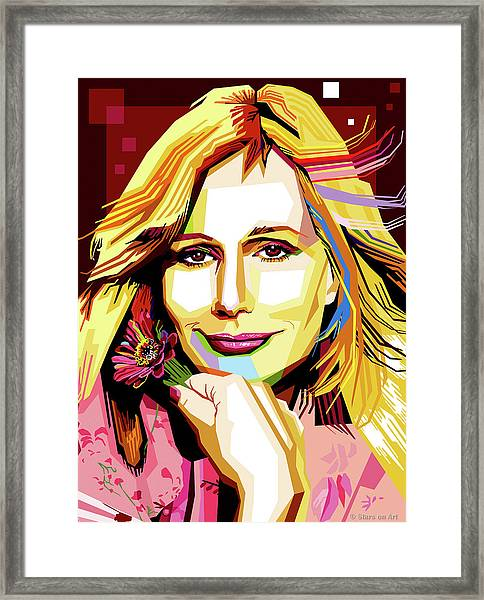 Sally Kellerman Framed Print