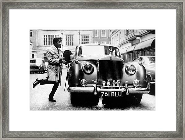 Sammys Rolls Framed Print by Keystone