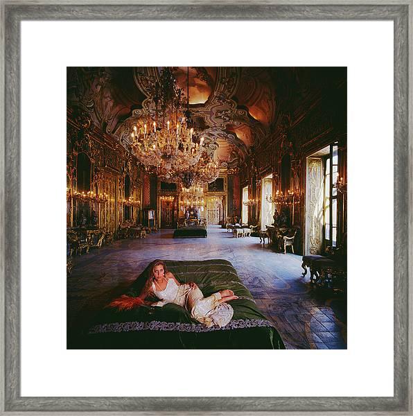 San Vicenzo Framed Print