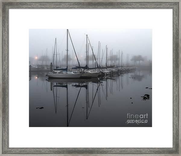 Sanford Marina-9392 Framed Print