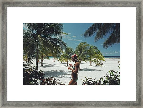 Sarah Marson Williams Framed Print