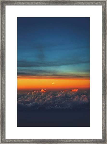 Satellite Framed Print