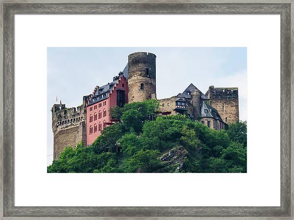 Schonburg Castle Framed Print