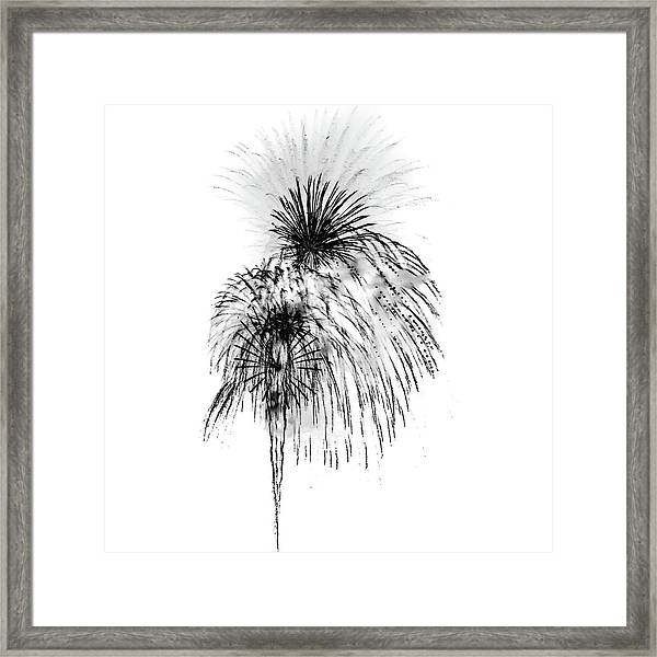 Shades Of Grey Collection Set 07 Framed Print by Az Jackson