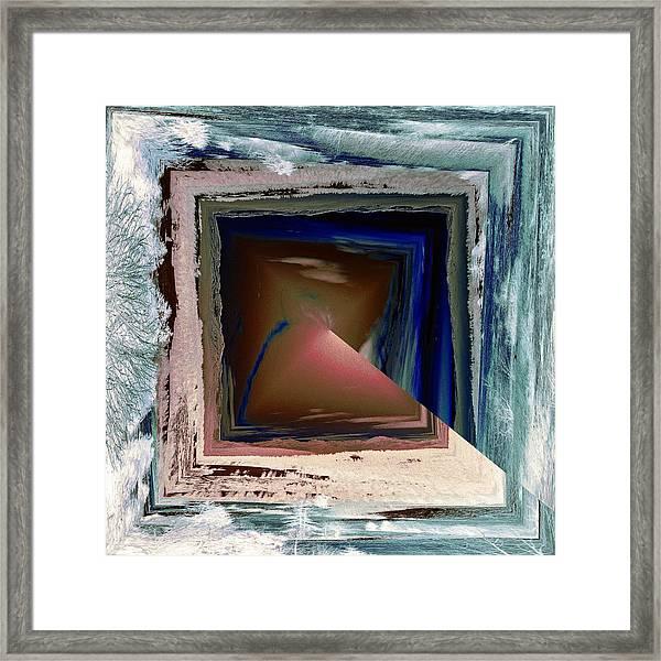 Shaft Framed Print