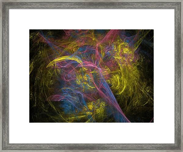 Similkameen Framed Print