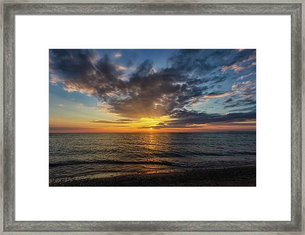 Sleeping Bear Bay 6 Framed Print
