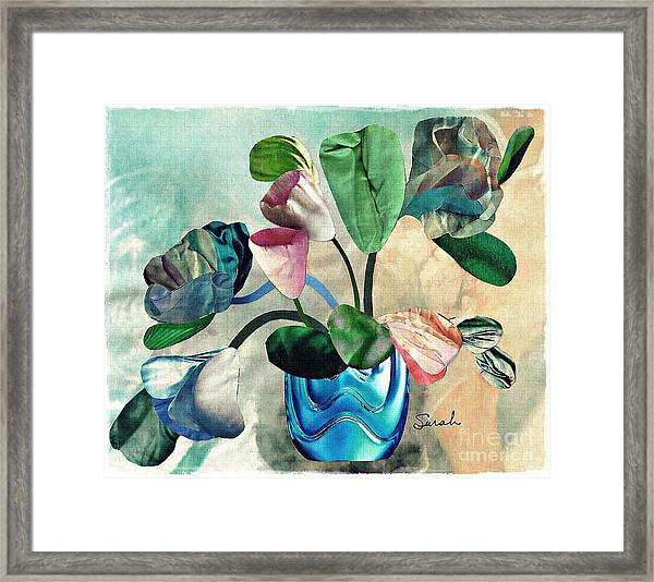 Soft Colors 2 Framed Print