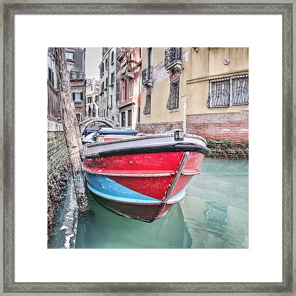 Someone's Car Framed Print