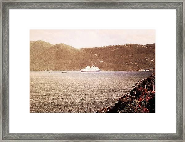 St. John Anchorage Framed Print