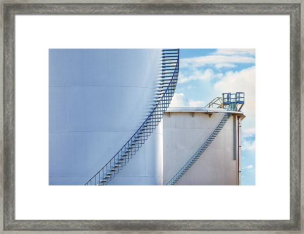 Stairways To Framed Print