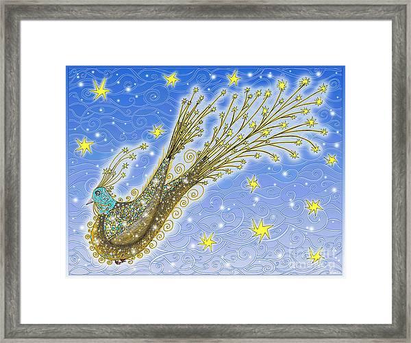 Starbird Framed Print