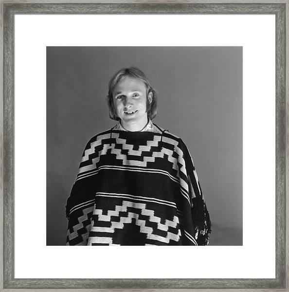 Stephen Stills Framed Print