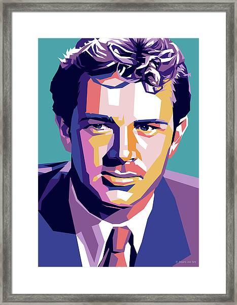 Sterling Hayden Framed Print