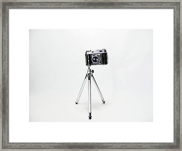 Studio. Kodak Retina 2. Framed Print