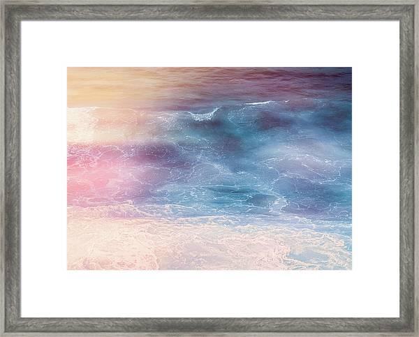 Summer Dream V Framed Print