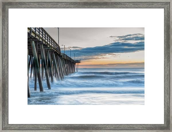 Sunrise Bliss Framed Print