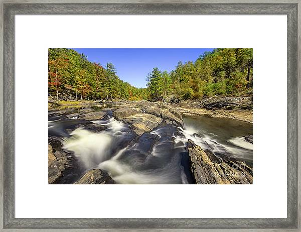 Sweetwater Creek Framed Print