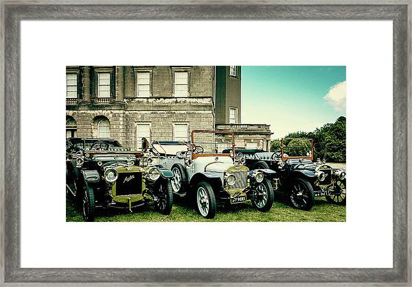The Austin Collection Framed Print