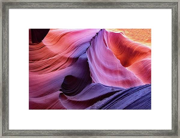 The Body's Earth  Framed Print